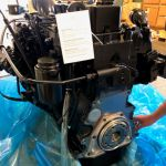 140 HP 4BT Engine Unit Arrival 3