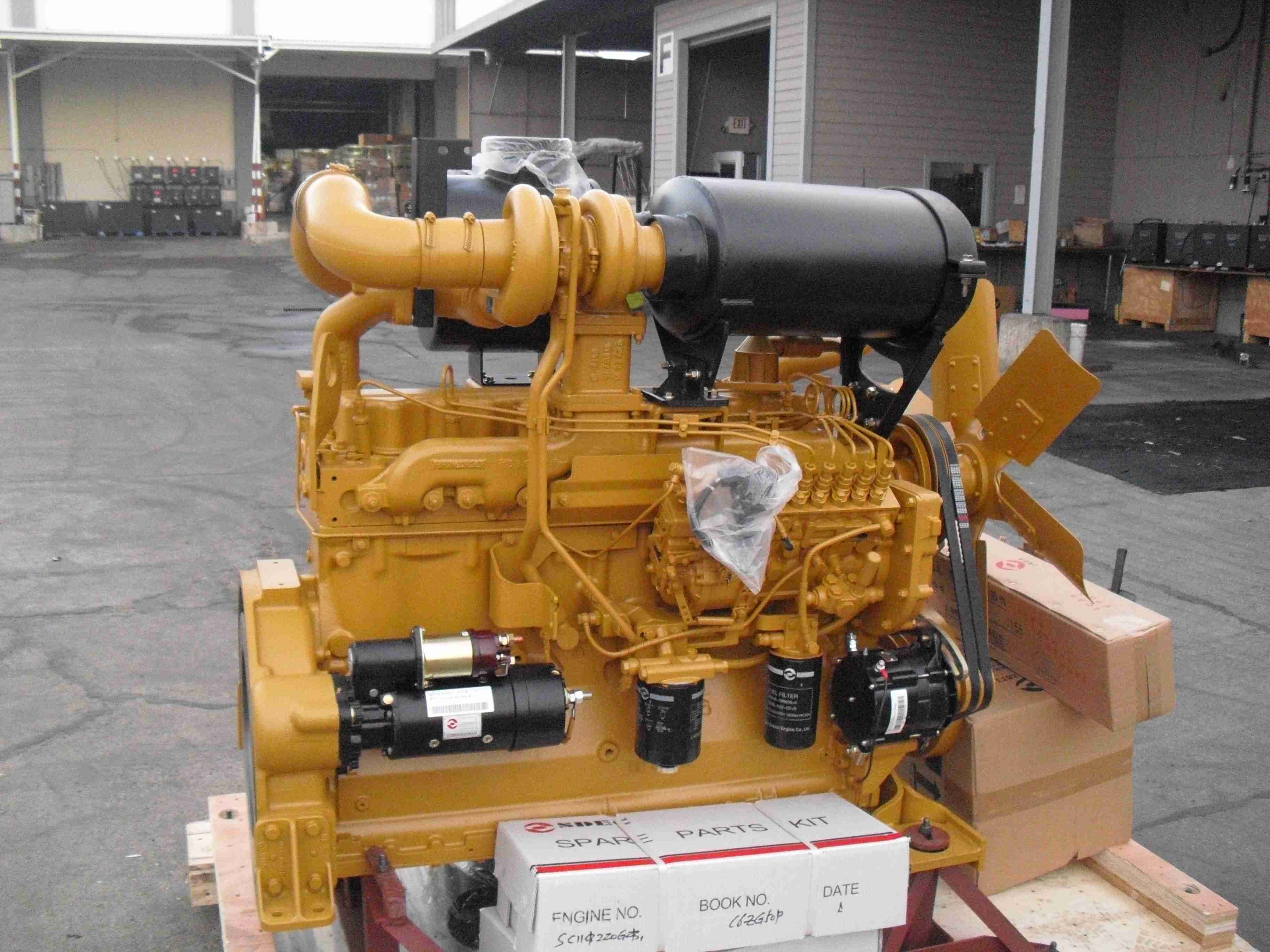 Cat 3306 Engines  Specs  History And Information