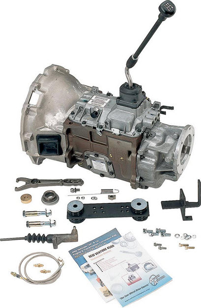 dodge ram manual transmission conversion