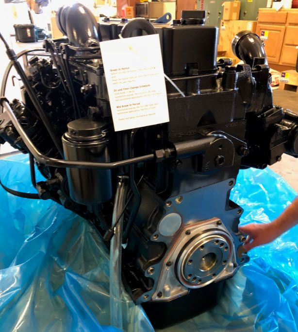 Cummins 4BT Engines and Longblocks: Specs and Applications
