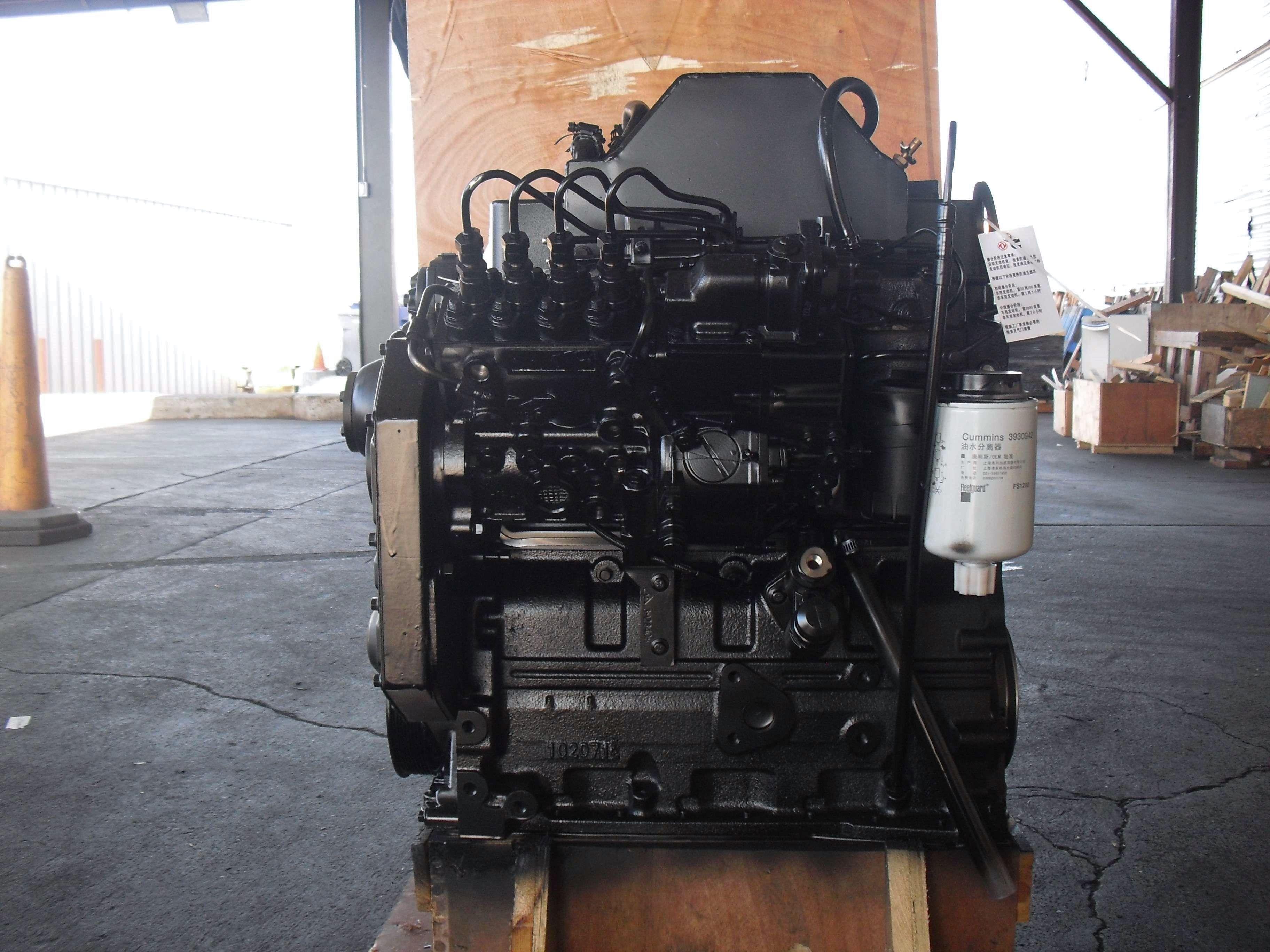 Cummins 4BT, 6BT (5 9) and CAT 3306 Diesel Engine