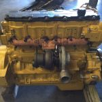 CAT C7 Remanufactured Engine 3