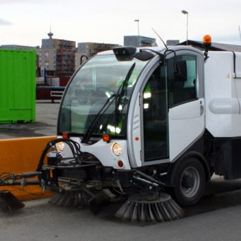 Cummins 4BT Diesel Engine Street Sweeper Application