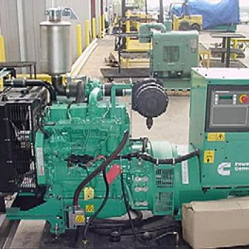 Cummins 4BT Diesel Generator Application