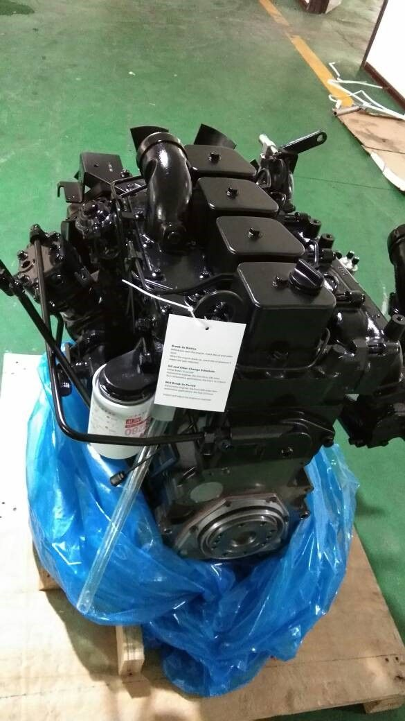Cummins 4BT Engines and Longblocks: Specs and Applications
