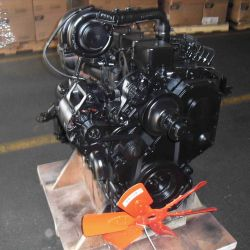 Cummins 4BT Jeep Swap Engine