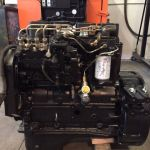 Cummins 4BT Remanufactured Engine Complete