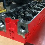 Cummins ISX Cylinder Head