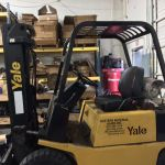 Machine Shop Forklift
