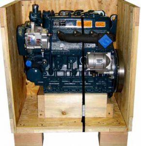 4bt engine crate