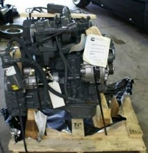 Used Cummins 4BT Engine