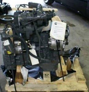 Used Cummins 4BT Engine