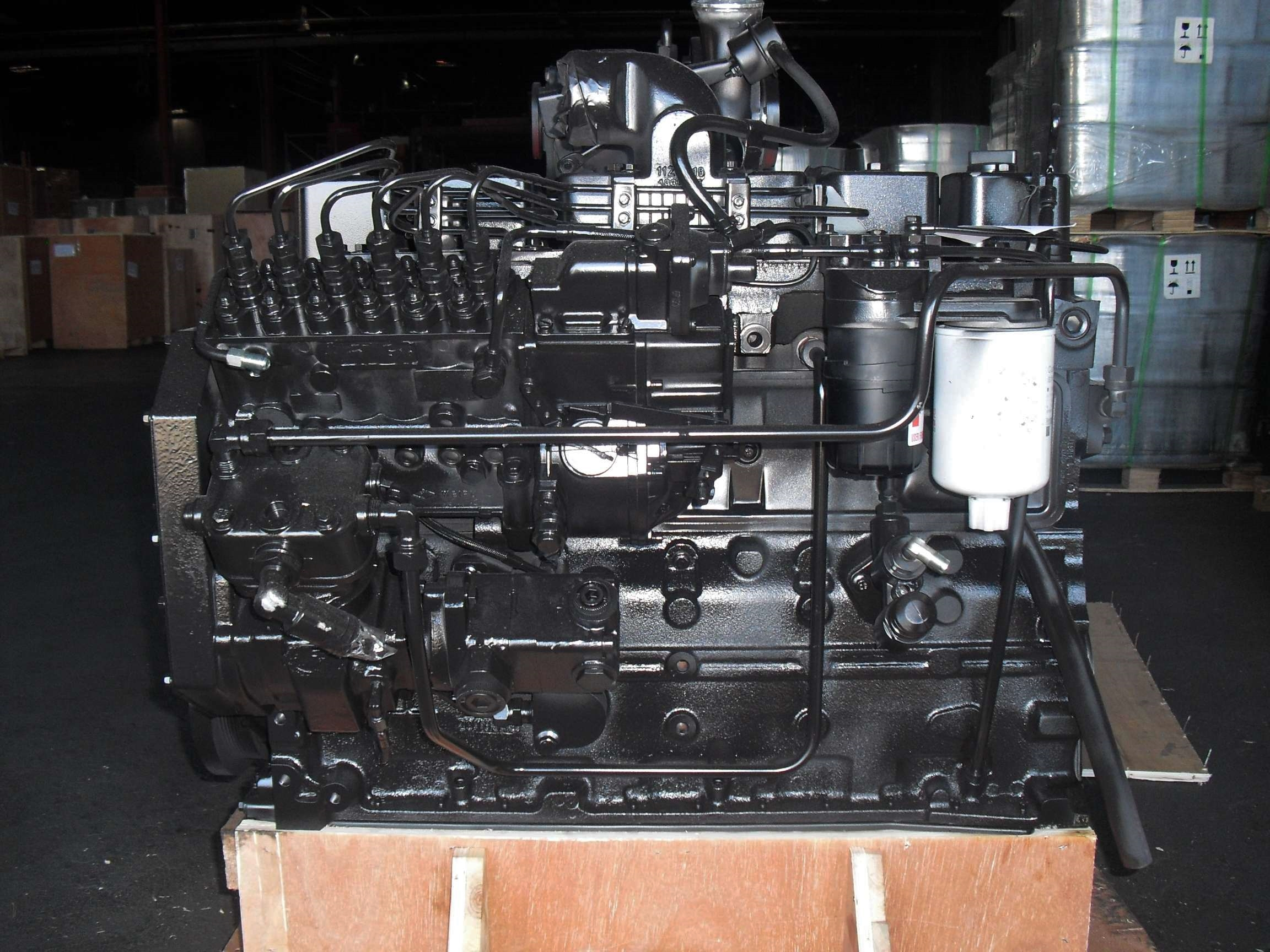 Cummins 6BT (5 9) Engines and Longblocks: Specs and Information