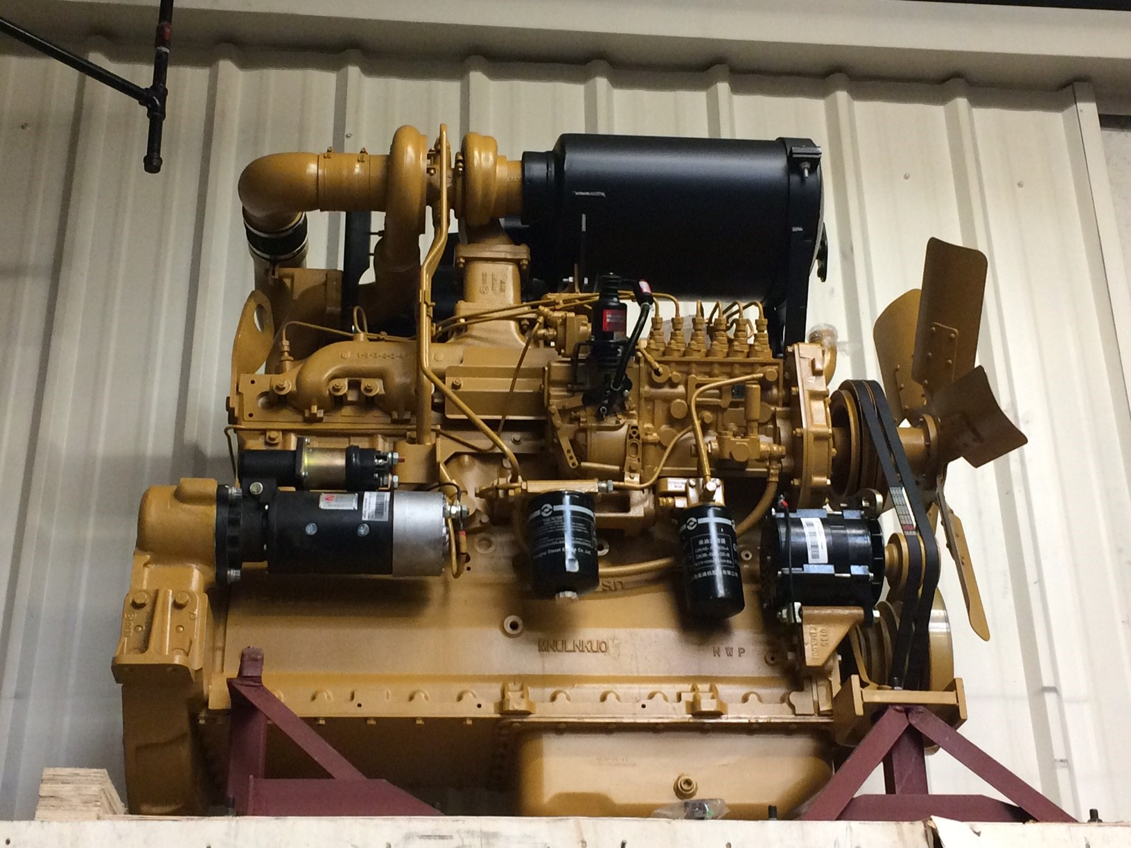 CAT 3306 Engines: Specs, History and Information | Big Bear