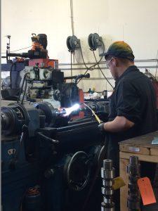 Diesel Camshaft Grinding