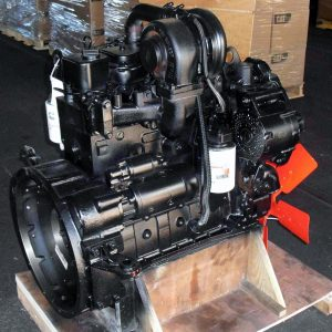 Cummins 4BT Surplus Engine