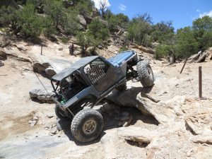 Grand Mesa Trail Off-Roading