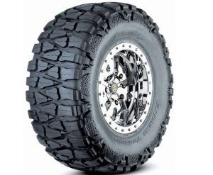 Off-Roading Rated Tires