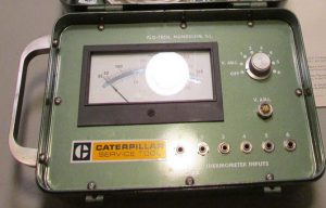 Caterpillar 3306 Thermistor Thermometer Group