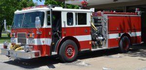 New Diesel Firetruck