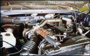 Dodge Ram Cummins 6BT Diesel
