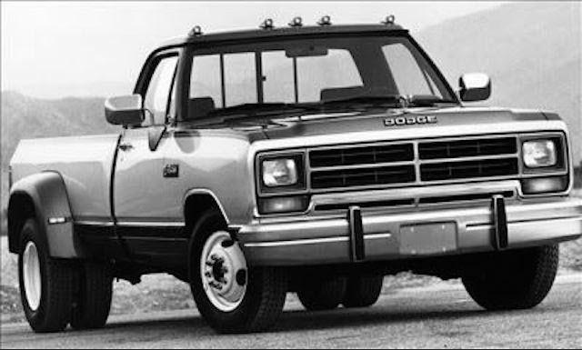 Dodge Ram Diesel 1989
