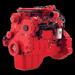ISC 8.3 Diesel Engine