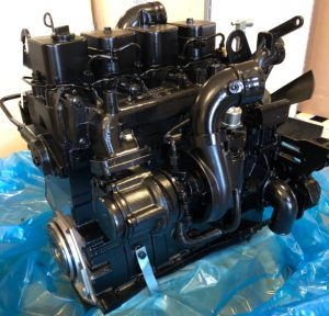 Cummins 4BT 140 HP Engine Unit Arrival 1