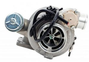 Borg Warner 7670 EFR Turbocharger