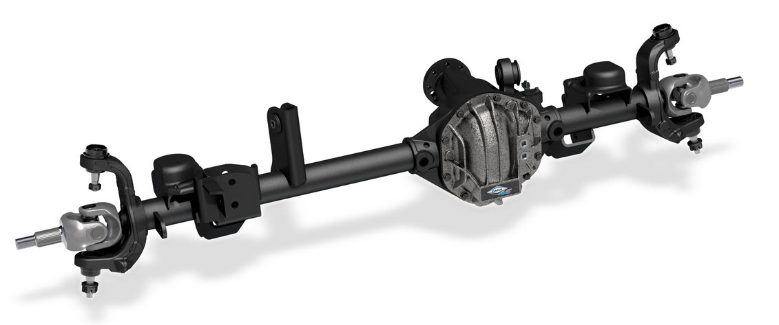 Best Axles for an Off-Roading Jeep Equipped with a 4BT | Big