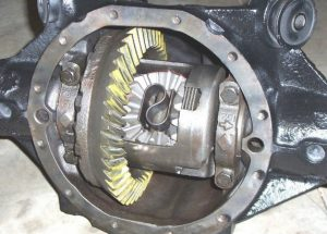 Limited Slip Differential Axles
