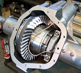 Dana 44 Axles vs  Dana 60s | Big Bear Engine Company