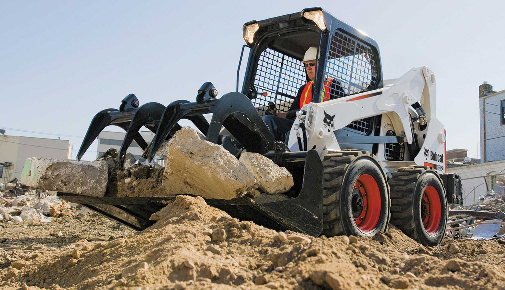 Skid Steer History and Future Market Share