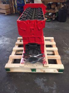 ISX Cummins Reman Engine
