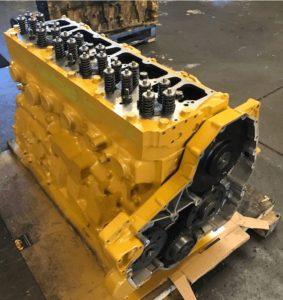 CAT C10 Engine
