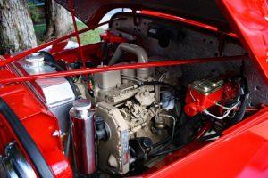 Jeep Willys 4BT Cummins Diesel Engine Swap