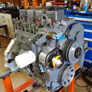 Rebuilt Cummins 4BT Turbo Diesel Engine