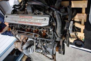 12-Valve Cummins Diesel Engine