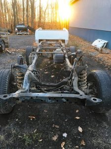 1996 Dodge Ram 2500 Rolling Chassis