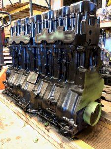 Mack E-Tech Engine
