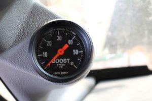 Turbo Boost Pressure Gauge Cummins