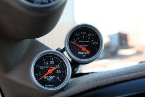 Water Temperature Gauge Cummins 6BT Diesel