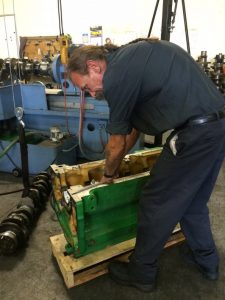John Deere 4045 Engine
