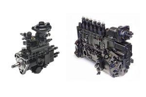 VE Pump versus P-pump