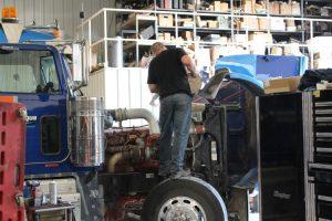Peterbilt In-Frame Engine Rebuild