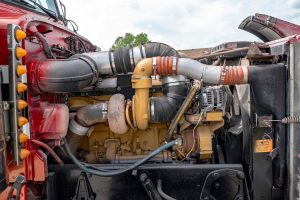 Cat 3406B Diesel Engine Class 8