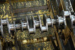 Remanufactured Diesel Crankshaft