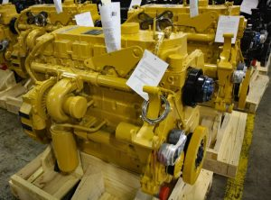 Perkins Remanufactured Turbo Diesel Engine