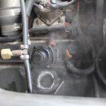 Blow By Diesel Engine Vapor