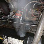 Crankcase Pressure Diesel V8